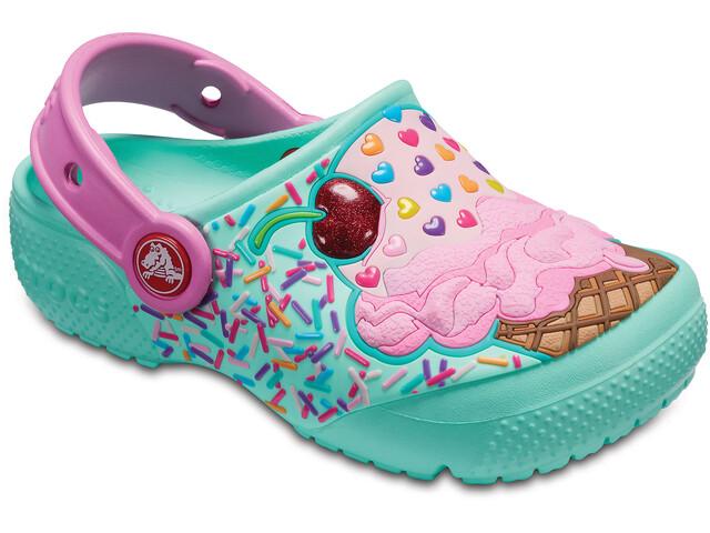 Crocs Fun Lab Sandaler Børn turkis